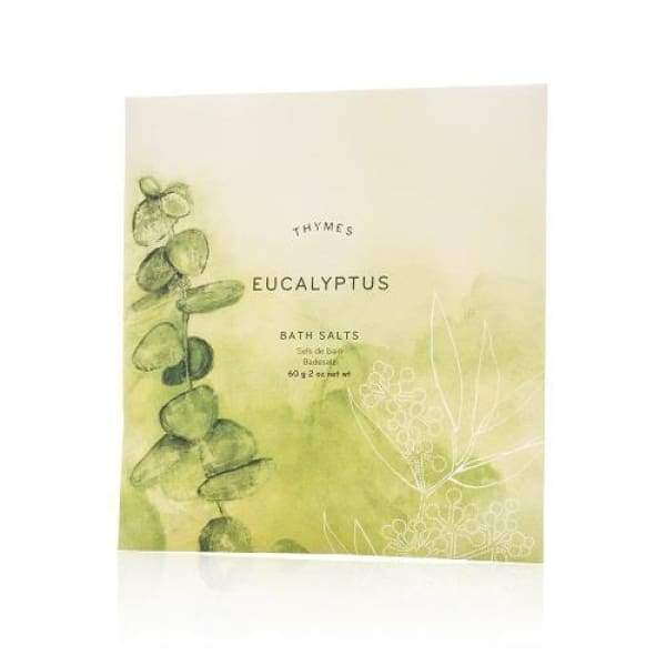 Thymes Eucalyptus - Bath Salts - Boutique Marie Dumas