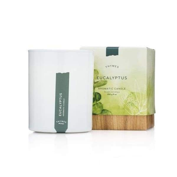 Thymes Eucalyptus - Poured Candle - Boutique Marie Dumas