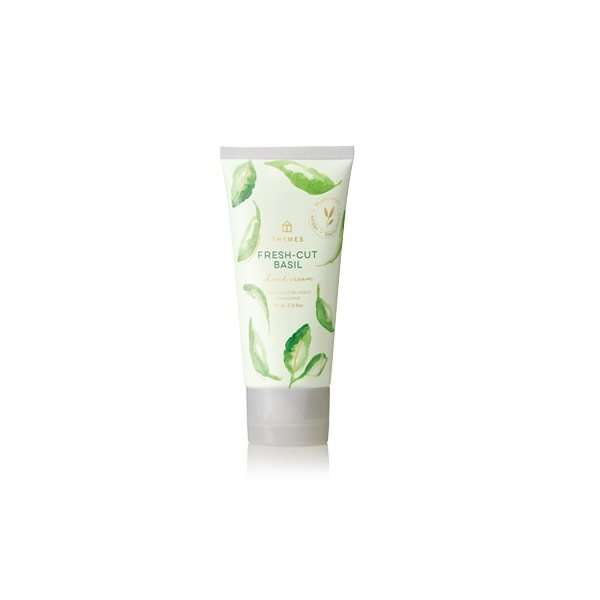 Thymes Fresh Cut Basil - Hand Cream - Boutique Marie Dumas