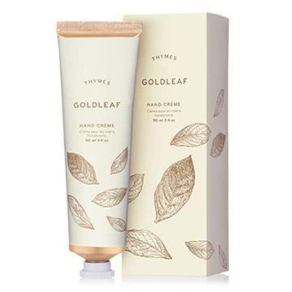 Thymes Goldleaf - Hand Cream - Boutique Marie Dumas