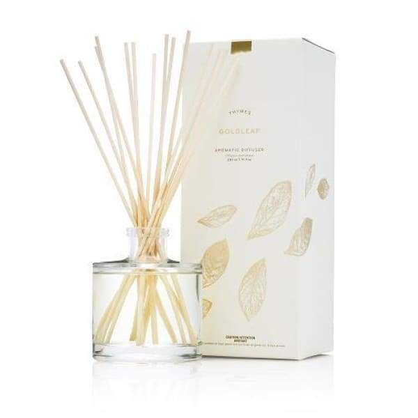 Thymes Goldleaf - Reed Diffuser - Boutique Marie Dumas