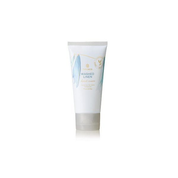Thymes Washed Linen - Hand Cream - Boutique Marie Dumas