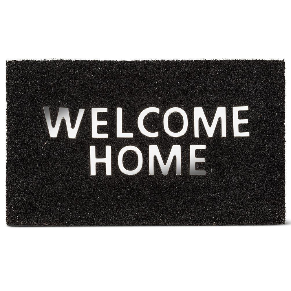 "Urban ""Welcome Home"" Doormat - Boutique Marie Dumas"