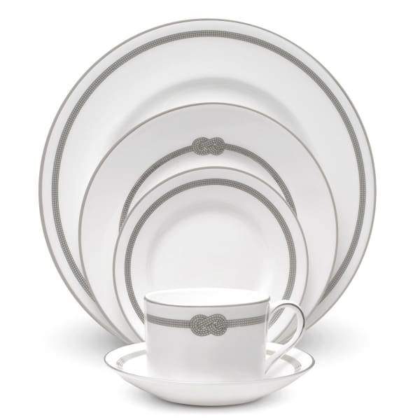 Vera Wang Infinity 5-Piece Place Setting - Boutique Marie Dumas