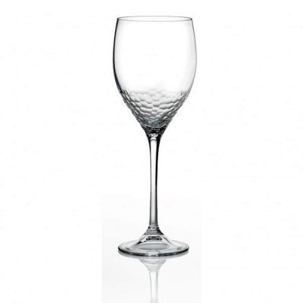 Vera Wang Sequin Goblet Glass - Boutique Marie Dumas