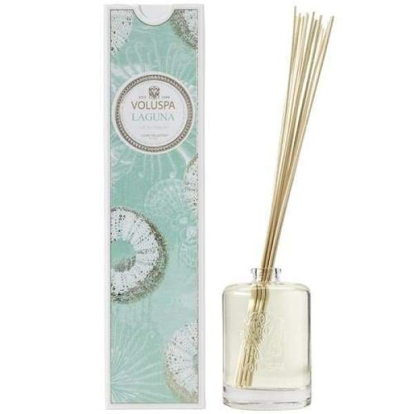 Voluspa Fragrant Oil Diffuser - Laguna - Boutique Marie Dumas
