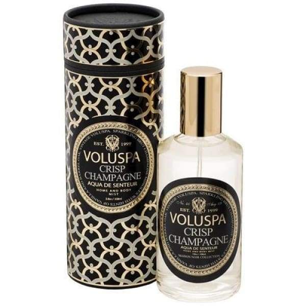 Voluspa Room & Body Spray - Crisp Champagne - Boutique Marie Dumas