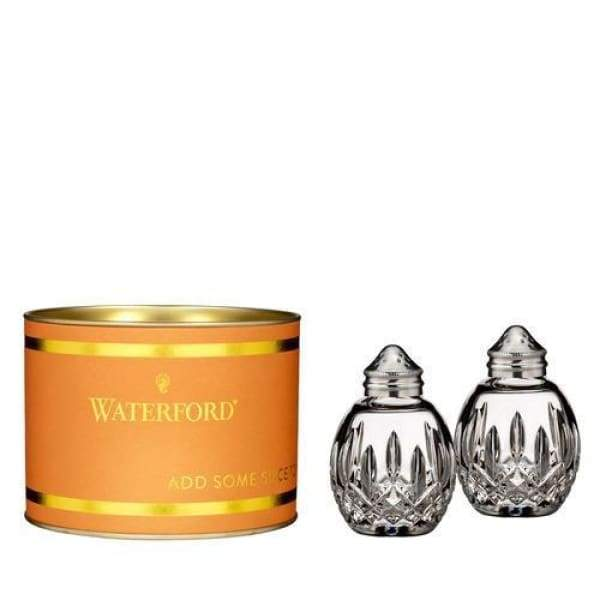 Waterford Giftology Lismore Round Salt & Pepper Set - Boutique Marie Dumas