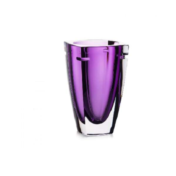 "Waterford Heather Vase 7"" - Boutique Marie Dumas"