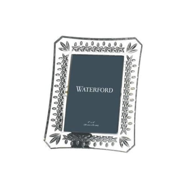 Waterford Lismore 4x6 Frame - Boutique Marie Dumas