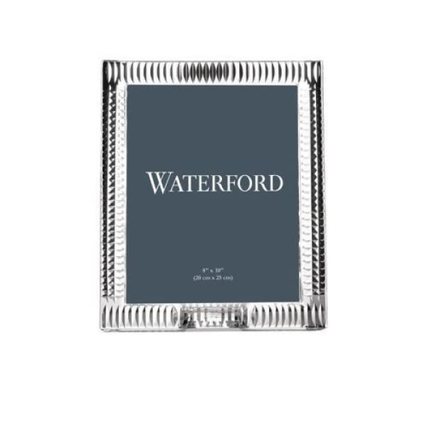 Waterford Lismore Diamond 8x10 Frame - Boutique Marie Dumas