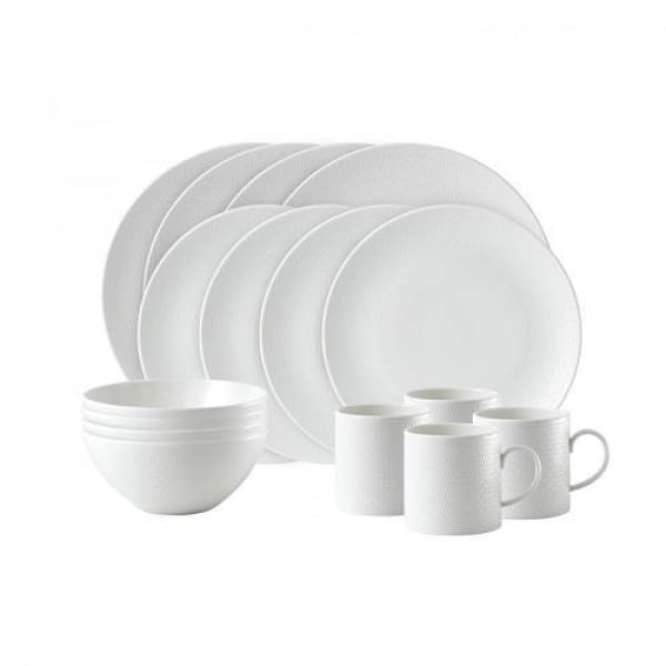 Wedgwood Gio 16-Piece Set - Boutique Marie Dumas