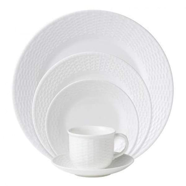 Wedgwood Nantucket Basket 5-Piece Place Setting - Boutique Marie Dumas