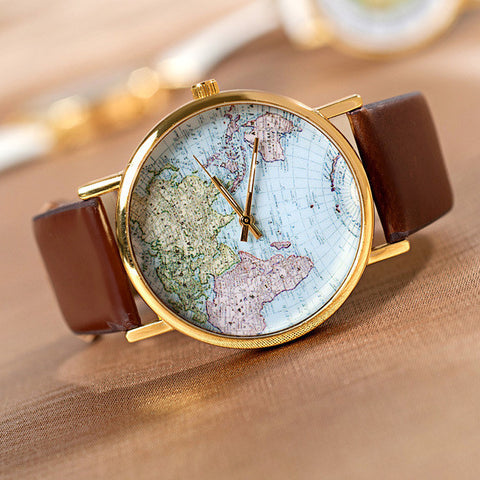 Globetrotter Eastern Traveler Watch