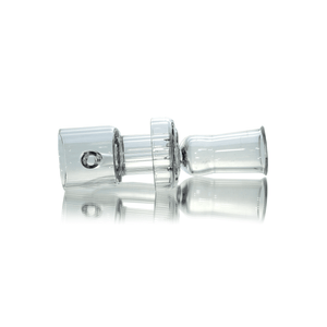 Quartz Banger Terp Slurper 18mm Female With Spinning Cap - the dabbing specialists