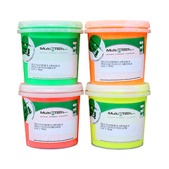 Wet-on-Wet Fluorescent Inks