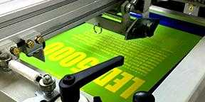 Lawson Screen Printing Press