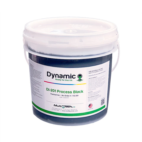 Process Black Dynamic Screen Plastisol Printing Ink | Lawson Screen & Digital