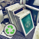 Aluminum Silk Screen Frame Exchange Program