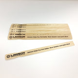 Hardwood Spatulas | Lawson Screen & Digital Products