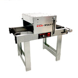 Kick-Start Infrared Conveyor Dryer | Lawson Screen & Digital Products