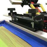 Proton Manual Screen Printing Press Screen Clamps | Lawson Screen & Digital