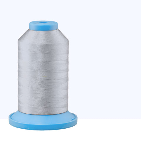 Snow White Super Brite Polyester Embroidery Thread | Lawson Screen & Digital