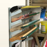 Screen Printing Squeegee Rack | Lawson Screen & Digital