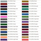 Specialty Materials Glitter Flex Ultra colors