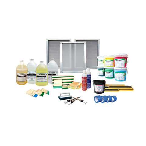 Screen Printing Start Up Supply Package | Lawson Screen & Digital