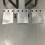 Koozie Platen with 3 holders