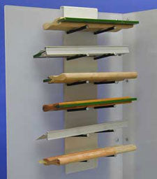 Deluxe Squeegee Drying Rack