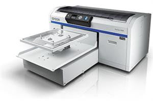 13ed119a5 Epson SureColor F2000 Direct-to-Garment Printer | Lawson Screen & Digital  Products