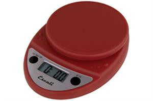 Red Escali Digital Scale
