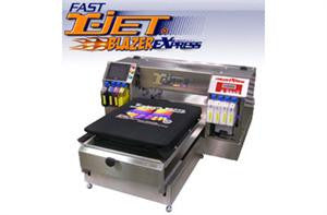 Fast T-Jet Blazer Express | Lawson Screen & Digital Products