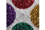 red purple yellow and green Specialty Materials Glitter Flex Ultra