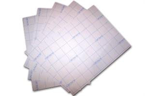 Four Sheets of Jet-Pro Softstretch Inkjet Transfer paper