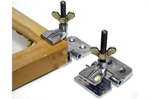 Jiffy-Style Hinge Clamp | Lawson Screen & Digital Products