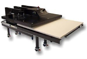 Maxi Press Air - Large Format Automatic Heat Transfer Press | Lawson Screen & Digital Products
