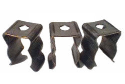 Three Alignment clips for screen printing