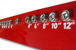 Lawson Athletic Numbering Attachment System | Lawson Screen & Digital Products