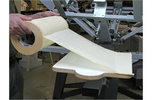 Screen Printing Platen Protection Tape | Lawson Screen & Digital
