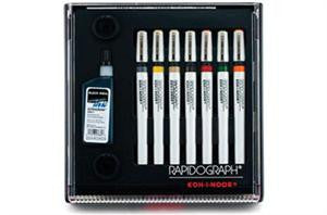 Rapidograph Technical Pen Set