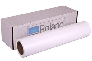 roll with box of Roland Wallflair Removable Vinyl