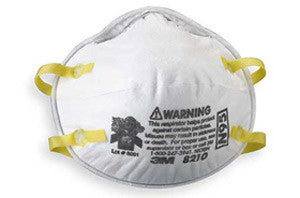 N95 Disposable Particle Screen Printing Safety Mask
