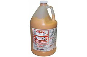 Orange PUNCH! The Knock Out Punch to Grease and Dirt!