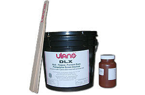 Ulano Screen Printing DLX Emulsion (blue) Screen Printing Emulsion | Lawson Screen & Digital
