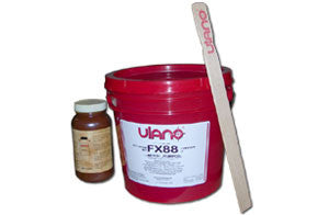 Ulano FX88 Emulsion (Blue) Screen Printing Diazo Emulsion | Lawson Screen & Digital