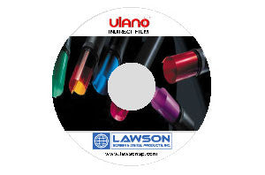 Ulano Screen Printing Indirect Film DVD | Lawson Screen & Digital