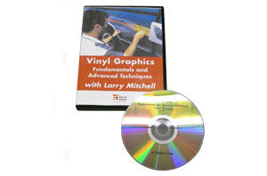 Vinyl Graphics Fundamentals & Advanced Techniques DVD | Lawson Screen & Digital